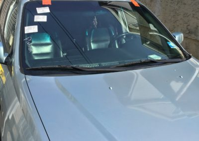 2001 Acura MDX windshield replacement all done Platinum Auto Glass NJ