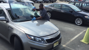 2014 Kia Optima Windshield replacement Platinum Auto Glass NJ