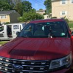 2014 Ford Explorer stone chip repair all done