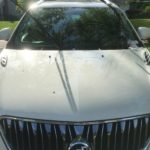 2015 Buick Enclave stone chip repair all done