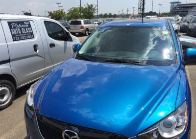 2016 Mazda Cx-6 Front Windshield all done