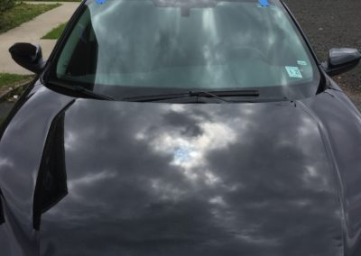 2017 Honda Civic 4dr windshield all done by Platinum Auto Glass Repair New Jersey @ platinumautoglassnj.com