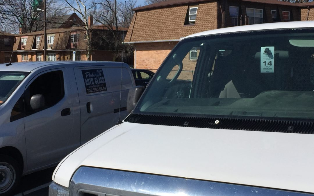 Ford Econoline Van Windshield Repair in New Jersey