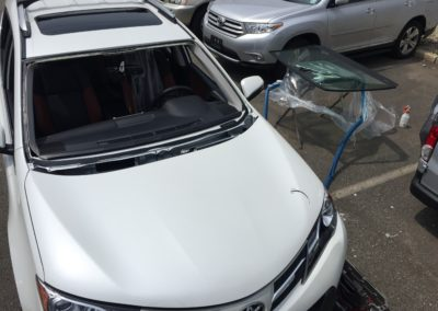 2018 Toyota Rav4 Windshield Replacement NJ Platinum Auto Glass NJ @732-993-6844@platinumautoglassnj