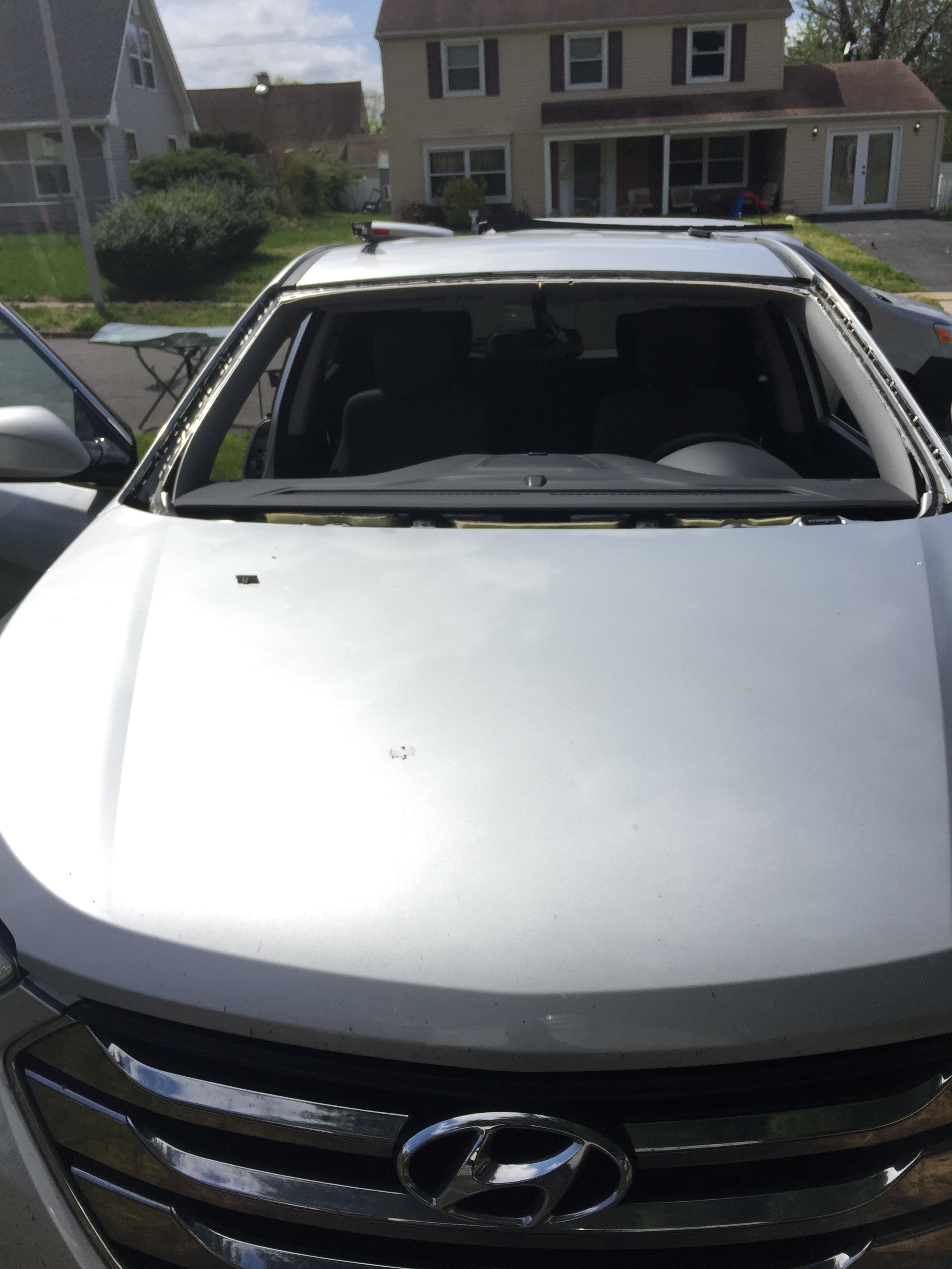 Hyundai windshield replacement in New Jersey