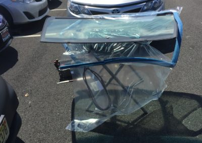 Toyota windshield repair Platinum Auto Glass Linden New Jersey
