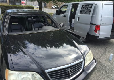 Acura windshield repair Platinum Auto Glass Linden New Jersey