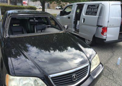 Acura windshield repair Platinum Auto Glass Linden New Jersey