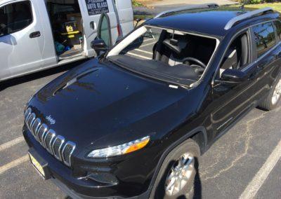 2017 Jeep Cherokee OEM Mopar Windshield Platinum Auto Glass Linden New Jersey