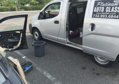 Car glass repair in New Jersey by Platinum Auto Glass Linden New Jersey