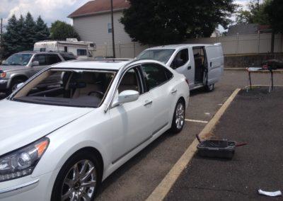Morris County mobile windshield repair shop by Platinum auto glass repair New Jersey @platinumauotglassnj.com