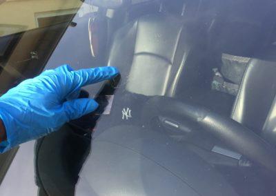 Windshield Repair by Platinum auto glass repair New Jersey @platinumautoglassnj
